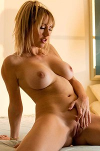 Model Brett Rossi in Shower Dreams